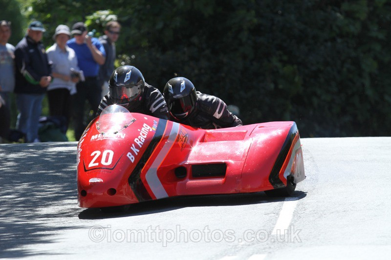 IMG_2368 - Sidecar Race 2 - TT 2013