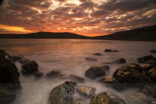 Barleycove Sunset, West Cork, Ireland.