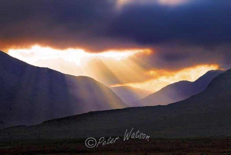Near Glen Coe The Highlands - Scotland