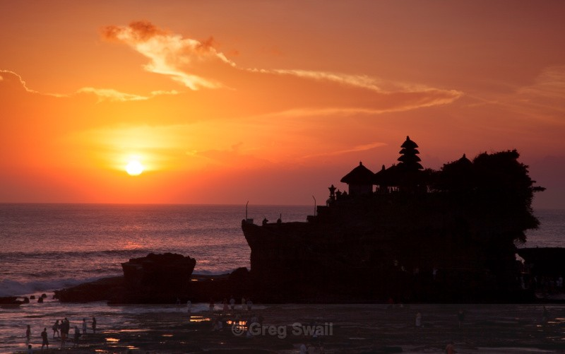 Tanah Lot Sky - Bali's South Coast
