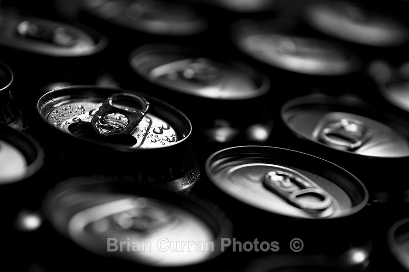 Cans - Various