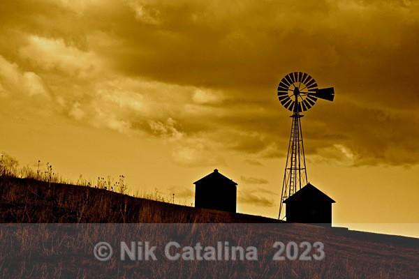 Windmill Hill - Landscapes