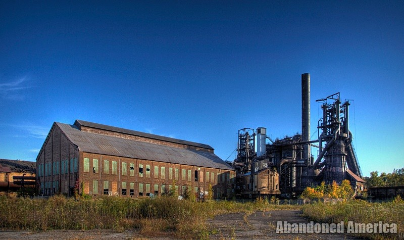 Carrie Furnaces (Rankin, PA) | silent witness - Carrie Furnaces