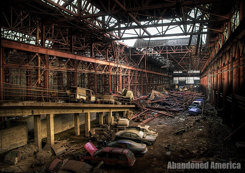 sometimes the sickness wins - Birdsboro Steel