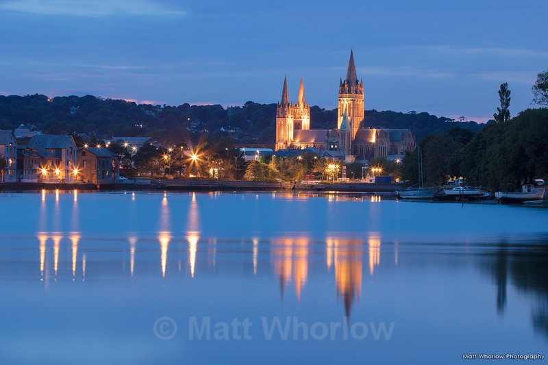 Truro Cathedral - Cornwall - Towns and Countryside