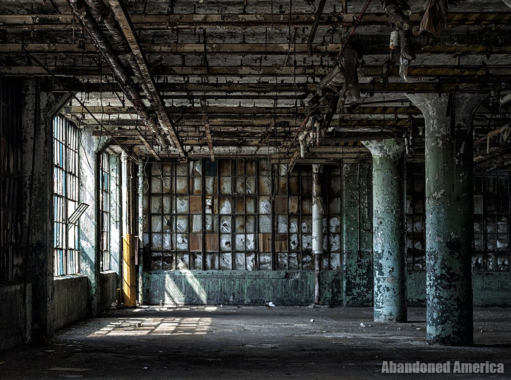 Fisher Body Plant 21 (Detroit, PA) | Insulation Squares - Fisher Body Plant 21