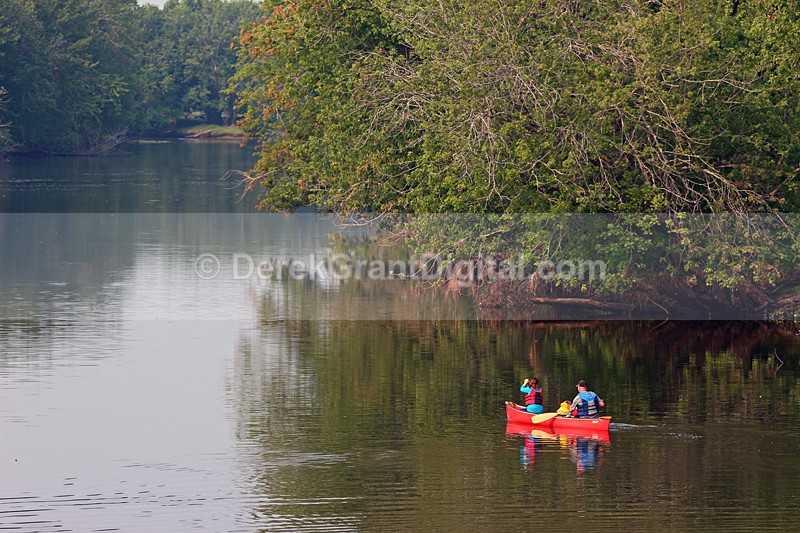 Canoeing the Kennebecasis - Sport & Recreation