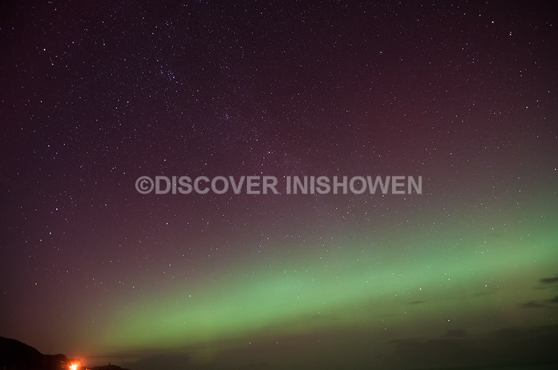 Malin Head - Aurora Borealis (Northern Lights)
