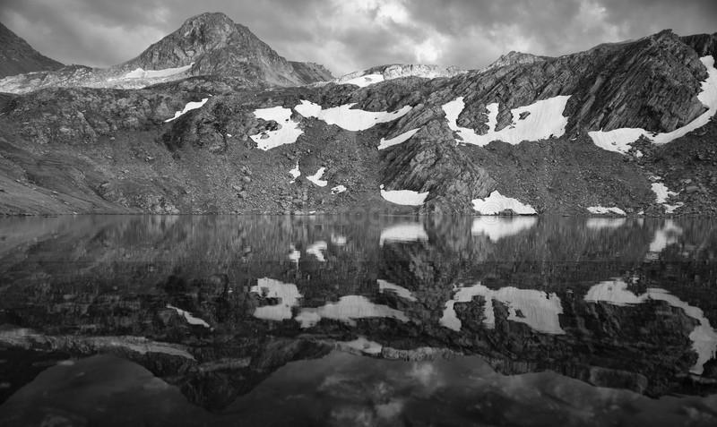 Lac de Fenetre 2495m - Landscape & Seascape