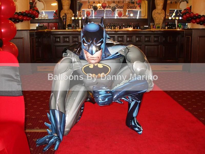 Batman Giant Balloon - Birthday Balloons