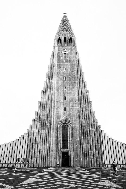 Hallgrimskirkja - Iceland