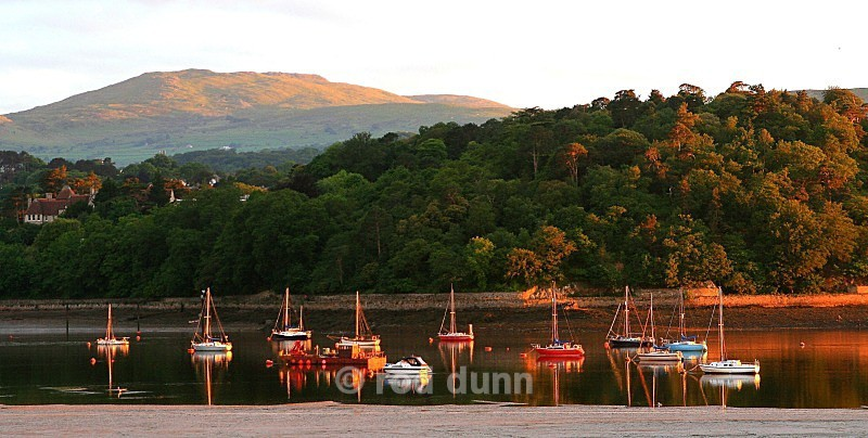 Conwy estuary - Wales