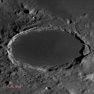 Plato - Moon: North Region