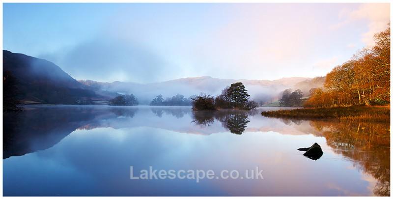 Dawn Mist, Rydal Water 4750 - Rydal Water