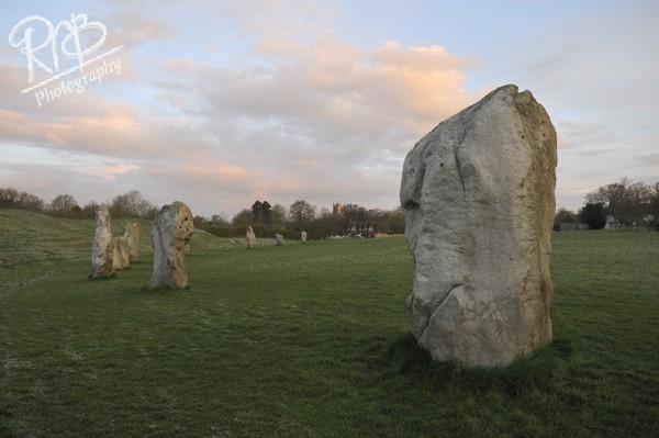 Avebury Stones 4 - Avebury