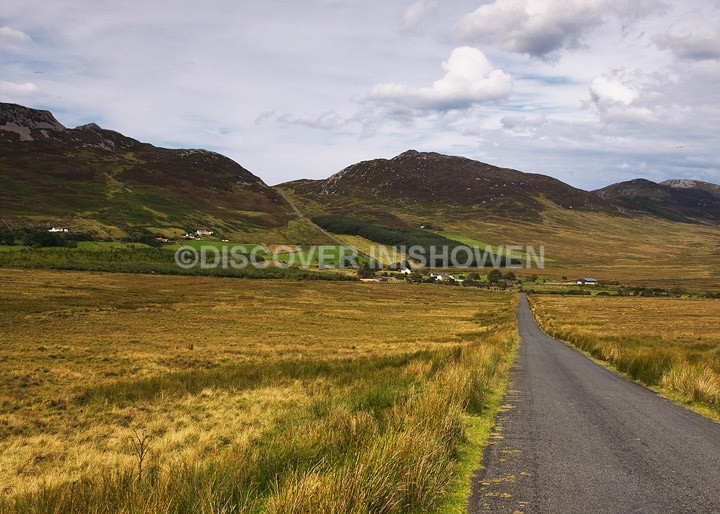 To Mamore Gap - Inishowen peninsula