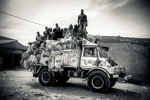 Unimog, Birni Kazoe, Niger