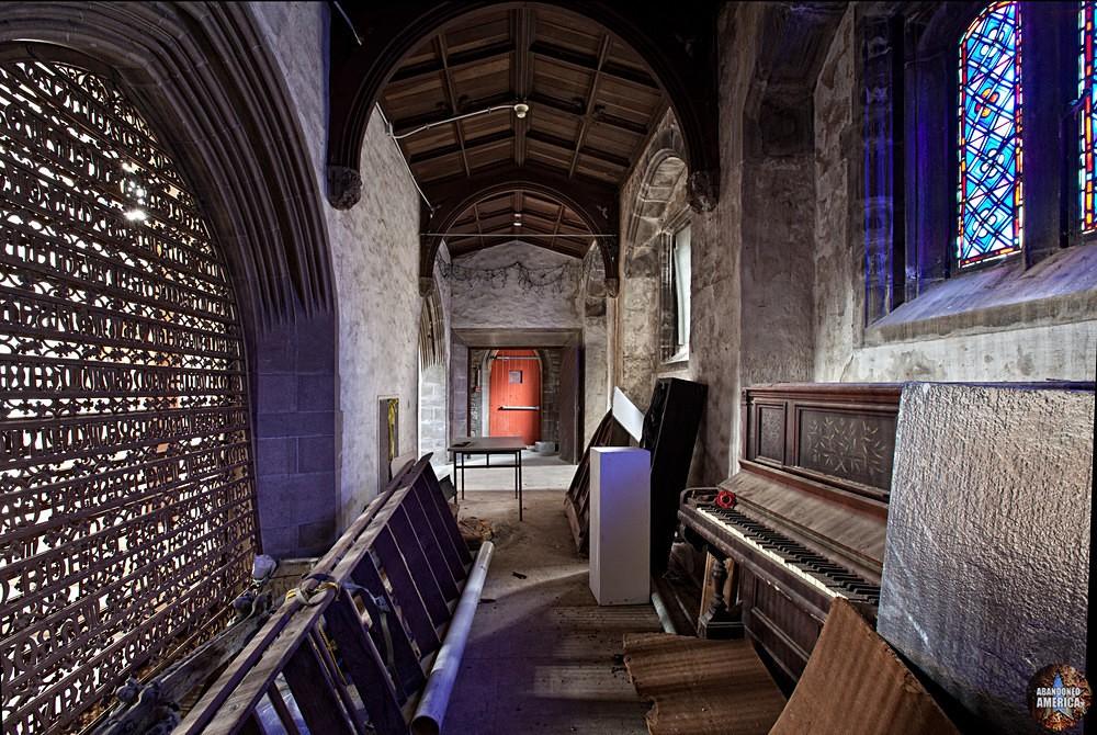 - Chapel of the Trinity*