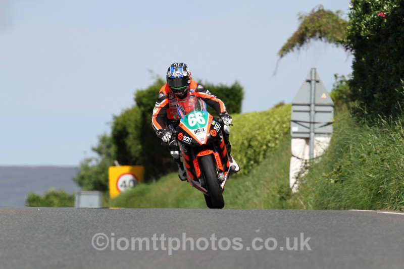 Daniel Webb* Kawasaki / KMR Kawasaki/SGS International - Bikenation Lightweight TT