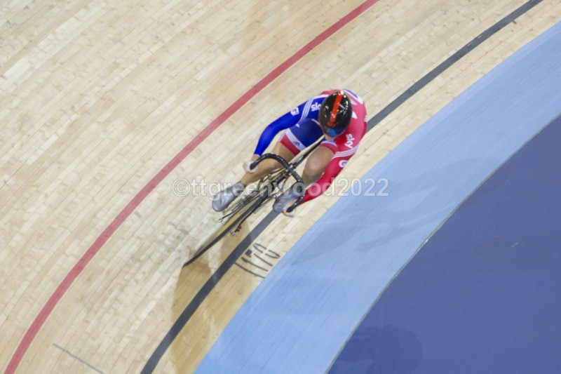 WCC-138 - World Cup Cycling Olympic Velodrome