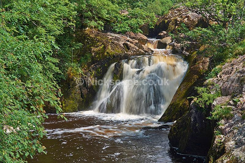 Beezley Falls - Ingleton Waterfalls Trail - Yorkshire Dales - Yorkshire