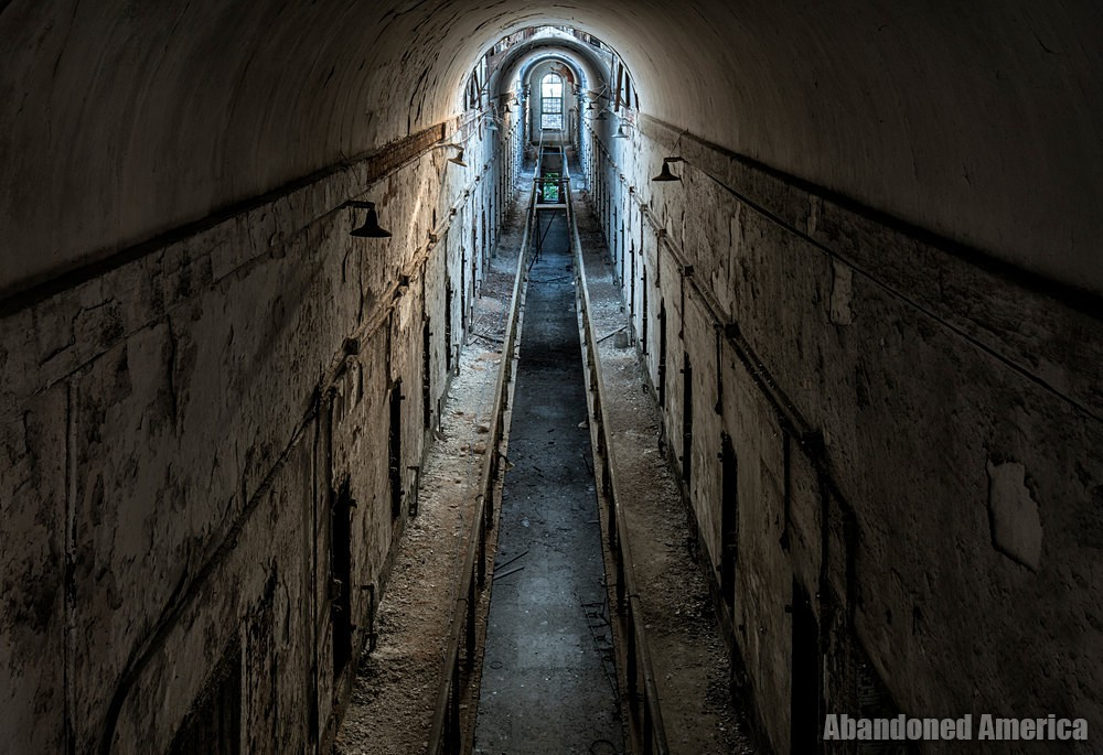Eastern State Penitentiary (Philadelphia, PA) | Tunnel of Light - Eastern State Penitentiary