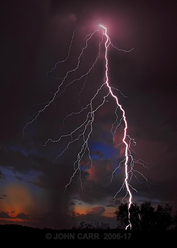 Rain Shaft Bolt-2-3072-Vert - A STORMY MONDAY & FRIDAY-NOVEMBER 2012