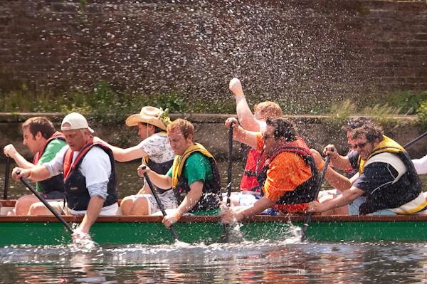 6 - Dumfries Devorgilla Dragon Boat Race 2010