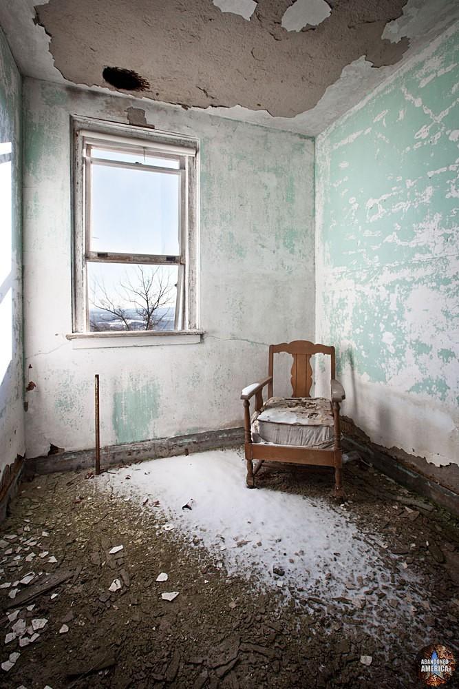 Abandoned State Hospital  | Abandoned America