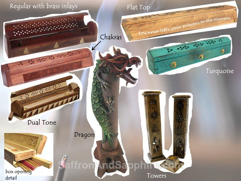 Incense Boxes