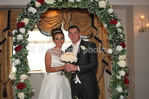 122 - Kieran and Lindsay Black Wedding