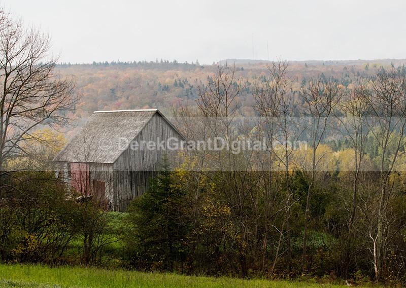 Old Barns of New Brunswick Canada - Old Barns & Buildings