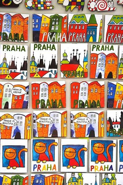 Badges - Prague